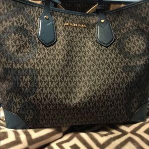 MK tote handbag